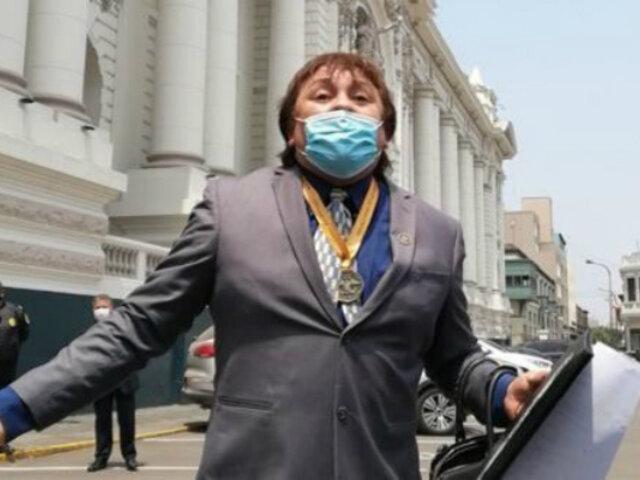 Caso Swing: Fiscalía determinó que Palacio de Gobierno borró correos que involucran a Cisneros