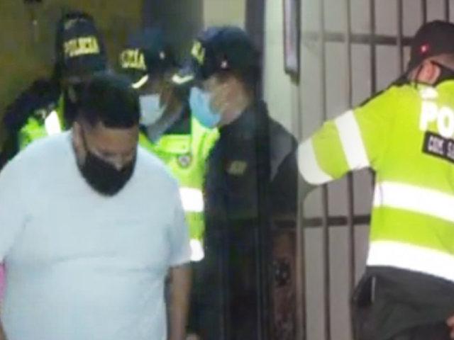 Trujillo: familia que celebraba fiesta intentó huir de la Policía para evitar multa