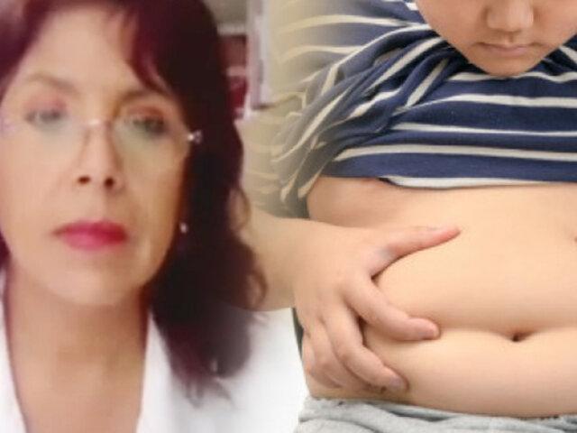 Obesidad infantil se duplicó durante la pandemia