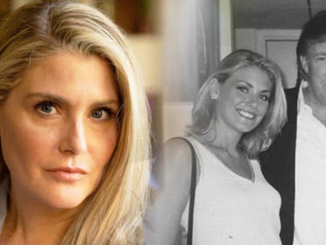 Ex modelo acusa a Donald Trump de agresión sexual