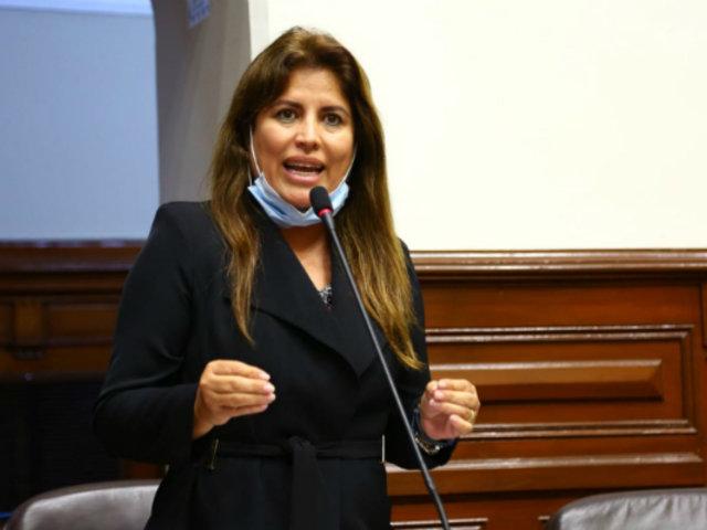 """Carmen Omonte de APP dio positivo al covid-19: """"Serán tiempos duros"""""""