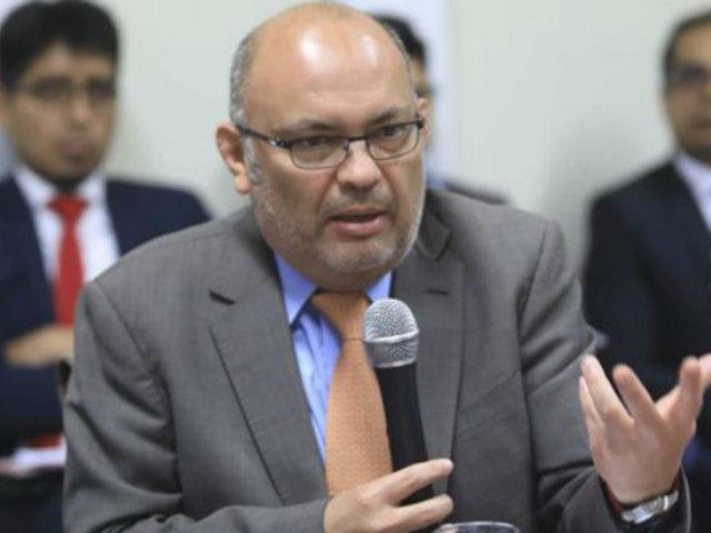 """Abogado de Martín Vizcarra: """"Hay que respetar la decisión del TC y los fueros del Congreso"""""""