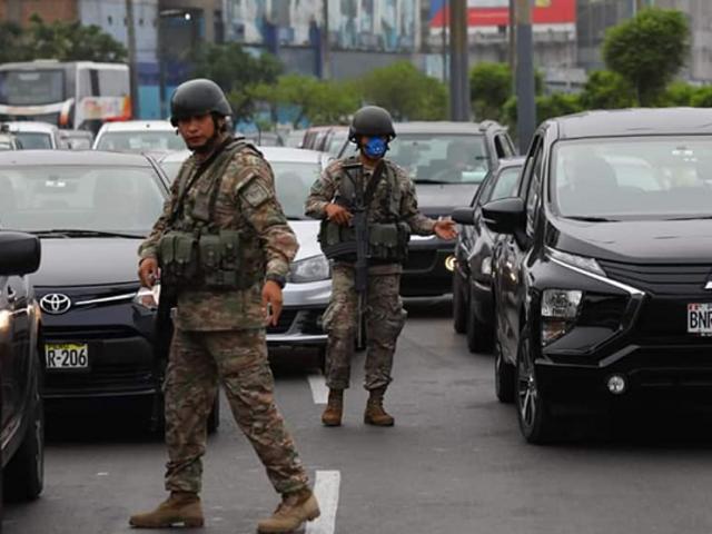 Covid-19 en Perú: Hoy no podrán circular vehículos particulares en Lima y Callao