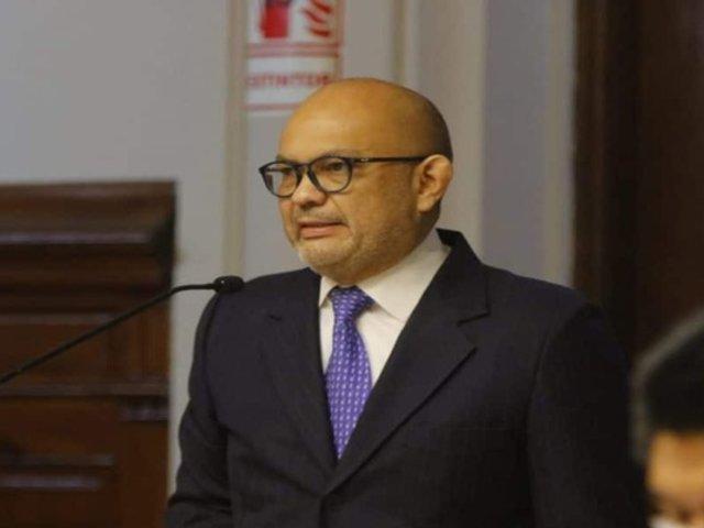 """Abogado de Vizcarra: """"Esta es una defensa de la institucionalidad de la presidencia de la República"""""""