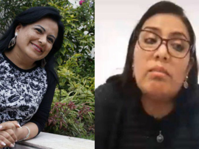 Caso 'Richard Swing': Fiscalía pasa a Miriam Morales y Karem Roca a calidad de investigadas