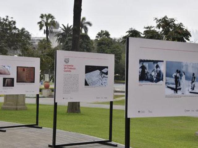 MML rinde homenaje a Chabuca Granda en el Circuito Mágico del Agua