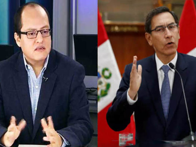 Víctor Quijada: Rechazo de vacancia no exime de responsabilidad penal a presidente Vizcarra