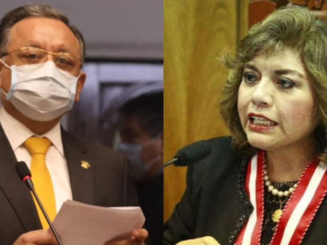 ¿Por qué Edgar Alarcón manifestó que pretende denunciar constitucionalmente a Zoraida Ávalos?