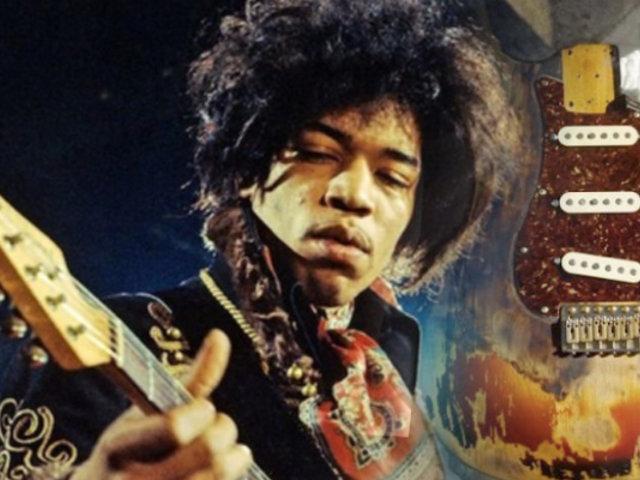 Jimi Hendrix: se cumplen 50 años de la muerte de la leyenda del rock