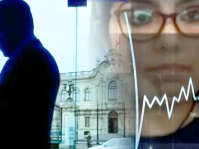 ¡EXCLUSIVO! El instigador de las grabaciones en Palacio de Gobierno