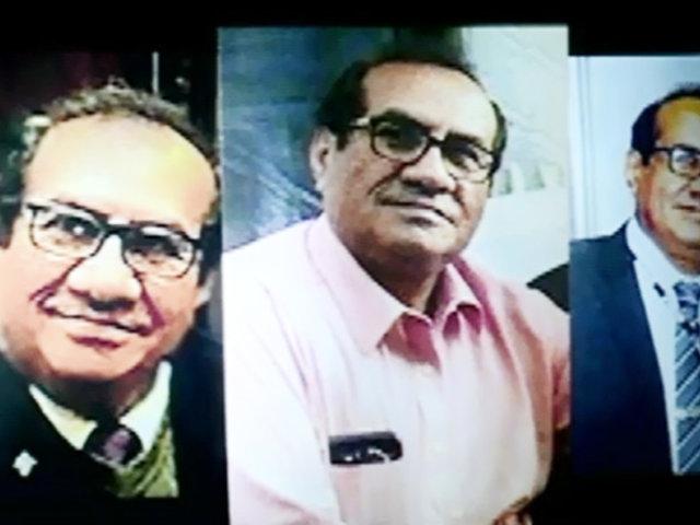 Incluyen a Óscar Vásquez en investigaciones sobre el caso de Richard Cisneros