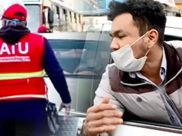 Rápidos e informales: transportistas ilegales convierten avenidas en rutas sin ley