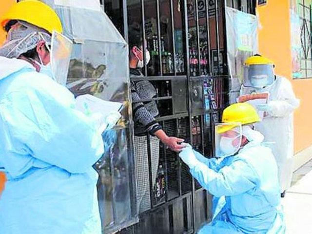 Covid-19: rechazan e insultan a brigadistas sanitarios en Huancayo