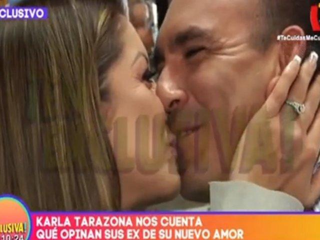 Rafael Fernández: conoce al flamante amor de Karla Tarazona