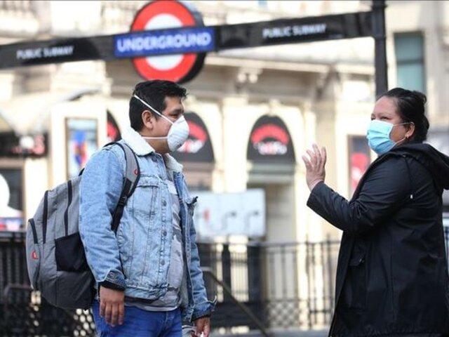 Reino Unido reportaría 50 mil contagios diarios si no se endurecen medidas restrictivas