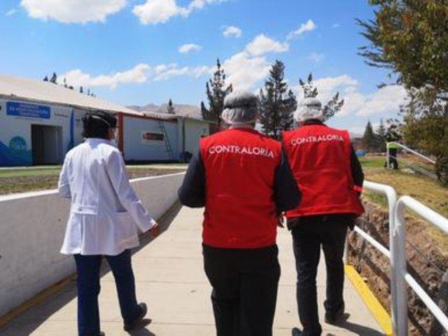 Cusco: hallan graves deficiencias en centro de atención para pacientes COVID-19