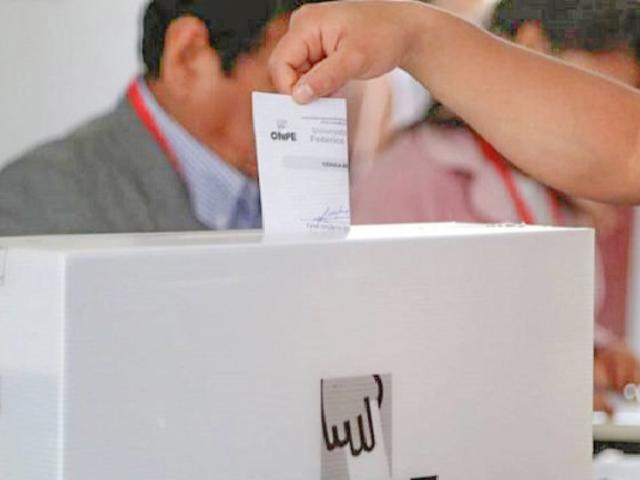 En una semana se vence el plazo para eliminar el voto preferencial