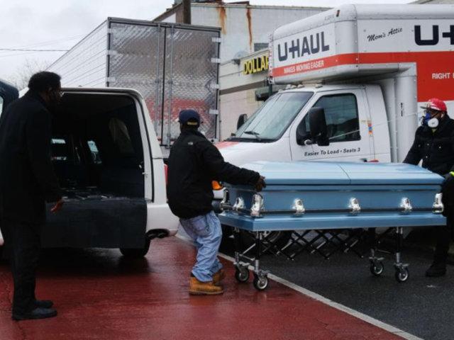 Estados Unidos sobrepasa los 200 mil fallecidos por Covid-19
