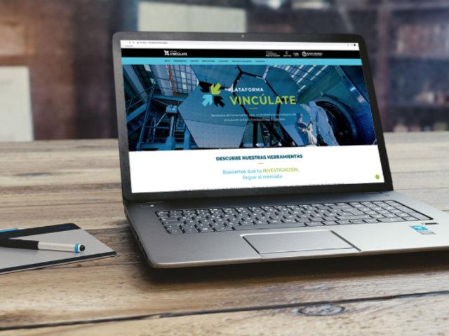 """""""Vincúlate"""": plataforma virtual tendrá recursos para investigadores en ciencia y tecnología"""