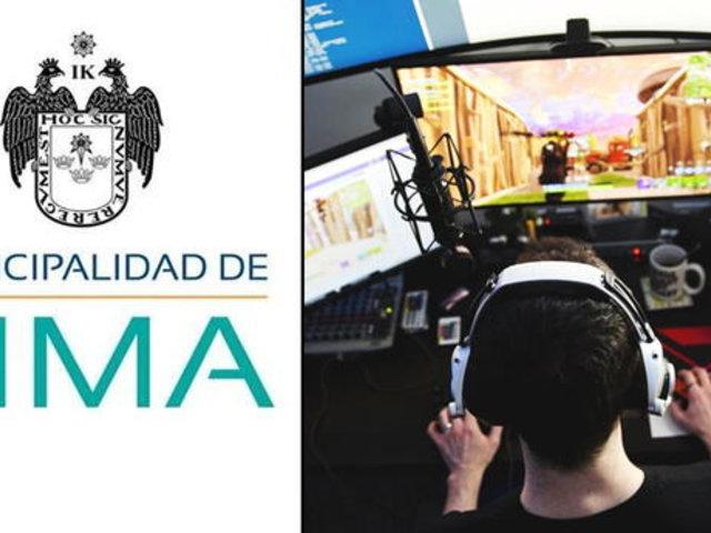 Municipalidad de Lima anunció su 'I Torneo Municipal de eSports'