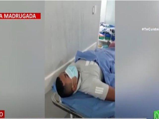 Callao: Delincuente se confunde y dispara a su cómplice durante asalto a policía