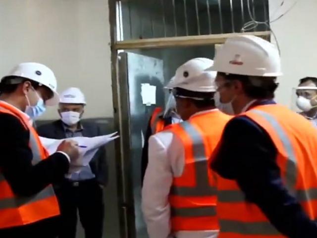 Cusco: profesionales de Francia llegan para culminar construcción de hospital paralizado hace 5 años