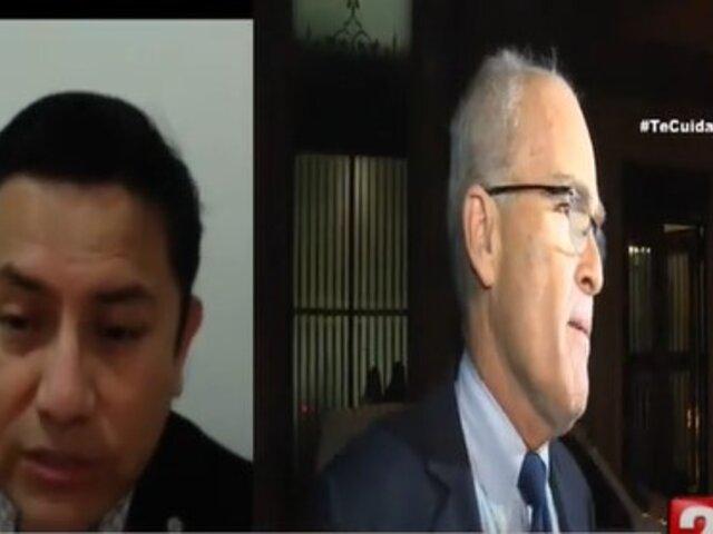 Elecciones 2021: Empresario Roque Benavides se inscribió como militante del Partido Aprista
