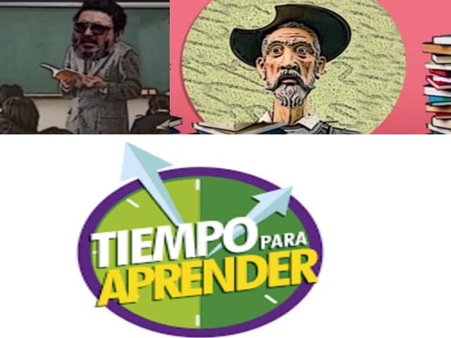 Polémica por video educativo que compara a Abimael Guzmán con Don Quijote De la Mancha