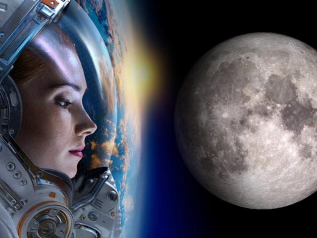 En 2024 llegará la primera mujer a la Luna, según planes de la NASA
