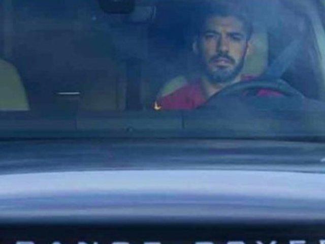 Luis Suárez: así fue su salida del Barcelona FC