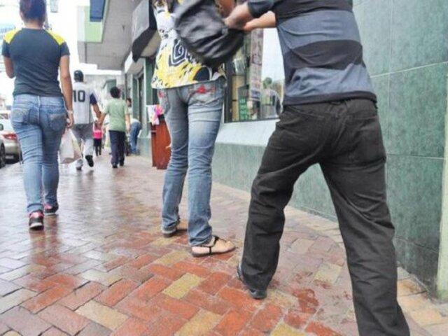 Cercado de Lima: delincuentes tienen en la mira a vecinos de urbanización La Luz