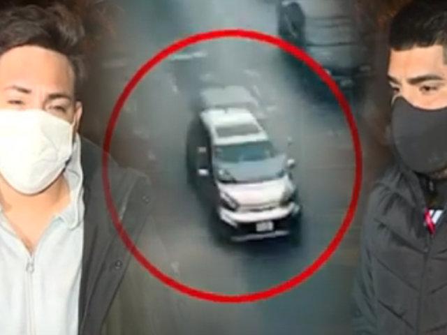 Callao: periodistas de medio digital sufren el robo de camioneta