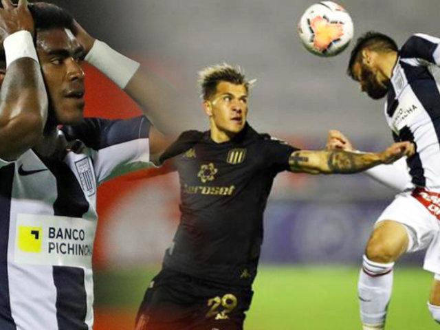 Alianza Lima cayó ante Racing por la fecha 4 de la Copa Libertadores