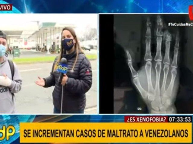 Incrementan casos de agresiones a venezolanos