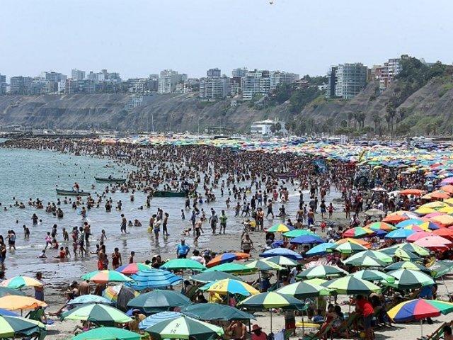 Verano 2021: aforo en playas de Lima será del 50% por emergencia sanitaria