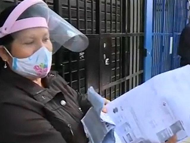 Los Olivos: vecinos denuncian incremento de recibos de gas