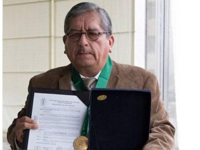 Julio Gutiérrez: ordenan impedimento de salida por 18 meses para exintegrante del desactivado CNM