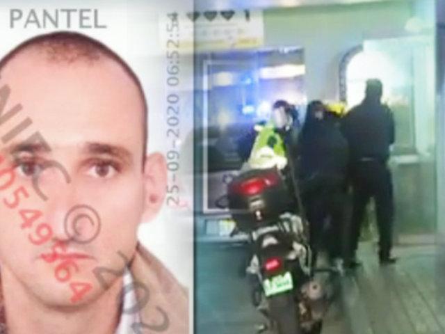 Identifican al asesino de policía abatido en comisaría de Orrantia
