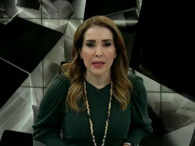 """""""Pasa en la vida Real"""": periodista mexicana se enoja y lanza grosería durante noticiero"""