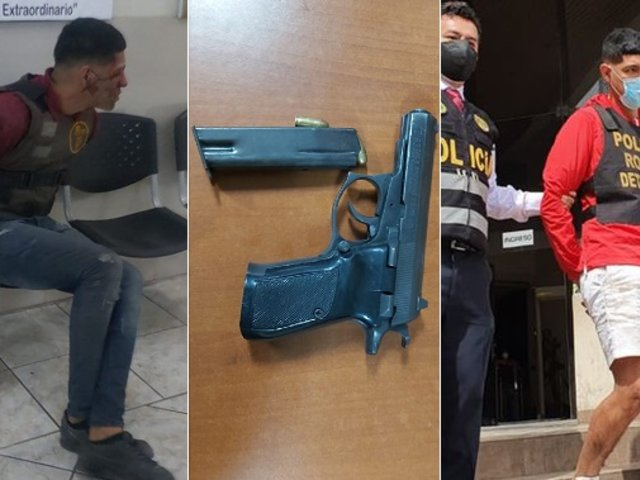 Ladrón liberado por la Fiscalía volvió a ser capturado en nuevo asalto