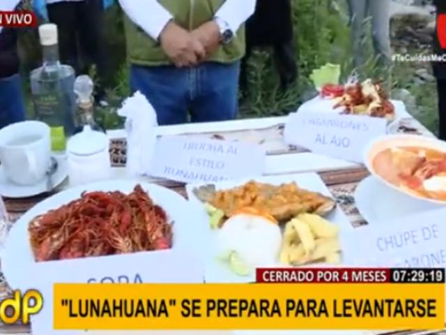 Lunahuaná: empresarios del turismo esperan con emoción reinicio de actividades