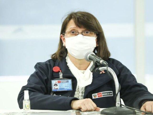 COVID-19 en Perú: Mazzetti afirmó que solo existen medicamentos para combatir los síntomas