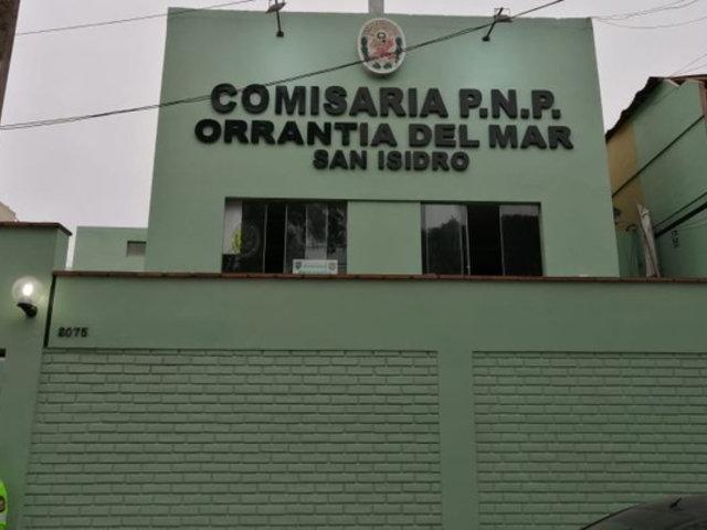 San Isidro: sujeto que mató a policía sufriría de alteraciones mentales