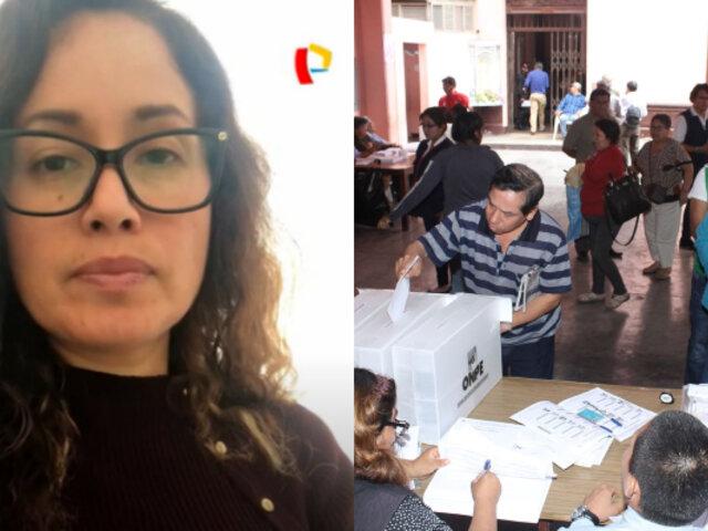 Zea sobre Elecciones 2021: propuestas deben responder a necesidades de la población y no al oportunismo