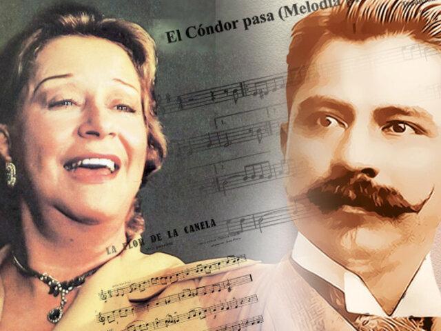 ¡Orgullo peruano! 'El cóndor Pasa' y 'La flor de la canela' entre las 50 canciones más inolvidables