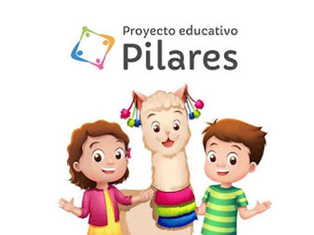 Pilares: plataforma educativa hecha en el Perú para estudiantes y profesores