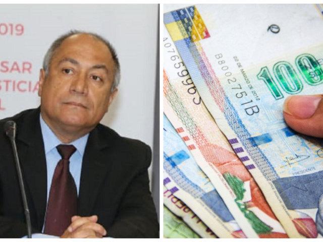 Ministro de Trabajo sobre CTS: Se evalúa prorrogar depósito de noviembre