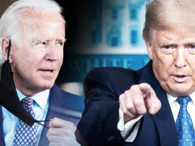 Elecciones EEUU: Trump solicita que Biden se haga prueba antidopaje antes del debate