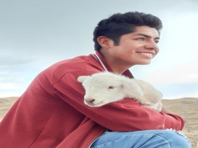 Joven peruano se catapultó a la fama gracias a sus videos de la sierra cusqueña en TikTok