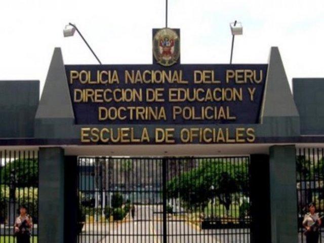 MP investiga presuntas compras sobrevaloradas de escuela de la PNP